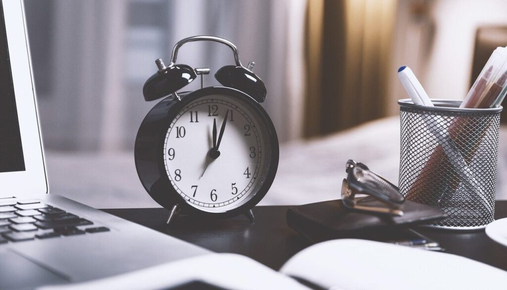 time, alarm clock, clock